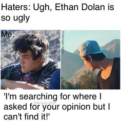 Opinions kinda piss me off Iike shut your mouth please and thank you