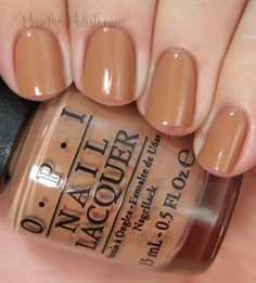 OPI Going My Way Or Norway | Fall 2014 Nordic Collection | Peachy Polish