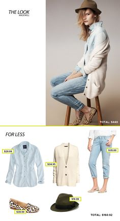 Look for Less: Simple and Cozy