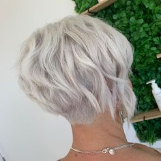 """Sunshine Coast Blonde Salon on Instagram: """"This is my FAVE transformation ⬅ It was a TT (triple transformation) 1️⃣ Hair Colour - lightening them roots and toning to a cool white…"""" Tapered Haircut, Thin Hair Haircuts, Pixie Cut, Hair Cuts, Hair Color, Instagram, Women, Fashion, Pixie Cut Back"""