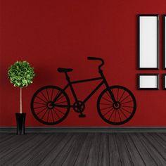 Wall Decal Decor Decals Art Bike Tour Wheel (M487) DecorWallDecals http://www.amazon.com/dp/B00FZEULLO/ref=cm_sw_r_pi_dp_FzYZub0B4C969