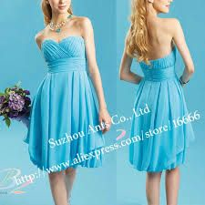 light blue bridesmaid dresses - Google Search
