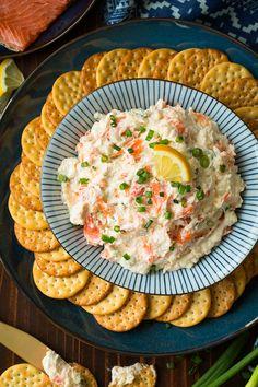 Smoked Salmon Dip | Cooking Classy