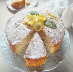 cucinama.com - Torta al limone