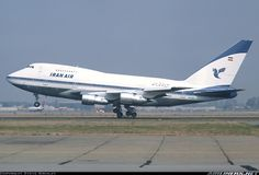 Iran Air EP-IAA Boeing 747SP-86 aircraft picture