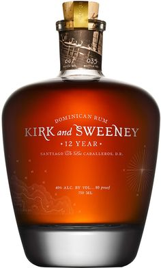 Aged for twelve years in American oak casks, this Dominican rum earned a score of 95 points from Wine Enthusiast.