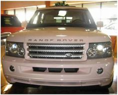 ...will be driving soon: ~Pink Range Rover~ (but, not this color pink...I have it in my mind) :)