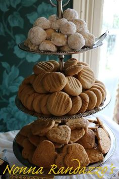 Dessert Table, Wedding Event Italian Wedding Cookies, Peanut Butter Cookies, Chocolate Chip Cookies