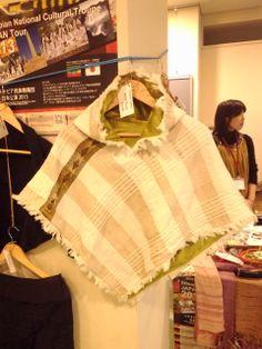 Ethiopian Cotton Poncho