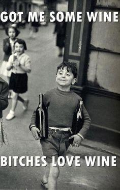 Nicholas as a little kid.