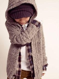 Cool kid - Fashion Knits