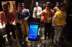Brazil 2014 - Sony Xperia Z2 Campaign