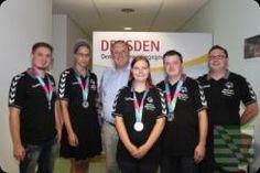 Dresdnerinnen und Dresdner erfolgreich bei Special Olympic World Games