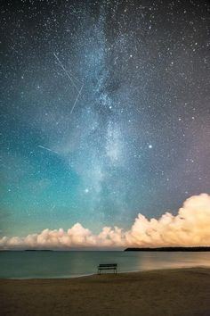 Image from a series of night photographs captured by Mikko Lagerstedt in Finland.