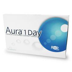 Jesteśmy dumni z wprowadzenia nowej marki Aura, nowych soczewek dziennej wymiany od R&L Vision. Używając kombinacji technologii formowania Uni-Mould z materiałem co-polimeru Supa-Gel, Aura oferuje najwyższy poziom komfortu i trwałości w porównaniu do innych średnio uwodnionych soczewek. Aura zapewnia doskonałą ostrość widzenia i komfort przez cały dzień.