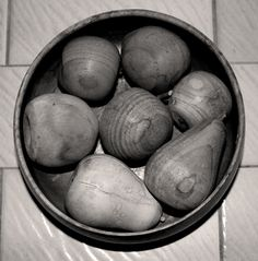 Bowl of Wooden Fruit