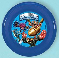 skylanders flying disc Case of 4