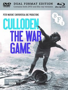 Culloden, The War Game - Blu-Ray/DVD (BFI Region B/2) Release Date: Available Now  (Amazon U.K.)