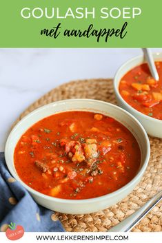 Kohlrabi Recipes, Asparagus Recipe, Healthy Breakfast Recipes, Easy Healthy Recipes, Easy Meals, Healthy Food, Vegan Potato Soup, Slow Roasted Tomatoes, Soups