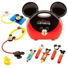 Disney Mickey Mouse Clubhouse Mickey Mouse Doctor Play Set. She will so need this
