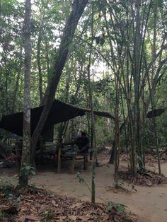 Cu Chi Tunnels VietnamWarMemories Vietnam Travel Vets War Photos