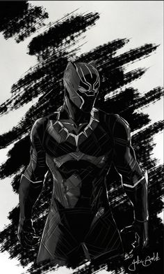 Watched Captain America: Civil War again last night, so naturally I had to draw Black Panther as a warm up sketch today. Can't wait for his solo film! If you like this you can; Follow me on facebook! Take a peak at my instagram! See exclusive art and...
