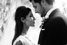 Mariage a Uchaux, près d'Avignon