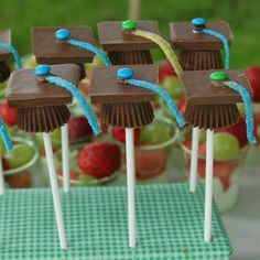 Graduation party candy