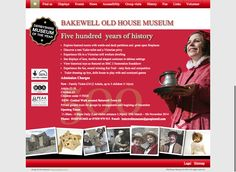 Bakewell Old House Museum Bakewell Derbyshire, Wattle And Daub, Museum Collection, Historical Society, Tour Guide, Tours, History, Historia, Travel Guide
