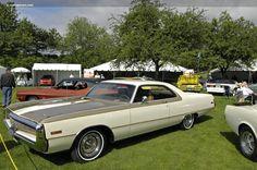 1970 Chrysler 300 hurst. (Rare car).