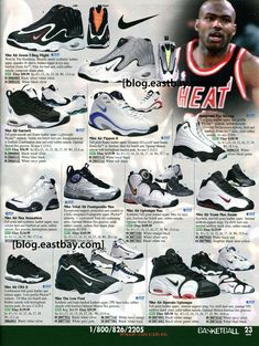 timeless design c2644 6b7f6 Eastbay Memory Lane  Tim Hardaways Nike Air Zoom T-Bug Flight. I prefer  the Air Max Sensation but Hardaway had some interesting kicks back in the  day.