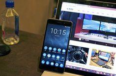 #интересное  Состоялся долгожданный анонс Android-смартфона Nokia (18 фото + видео)   Как и ожидалось, компания HMD Global, владеющая правами на торговую марку Nokia до 2026 года, официально представила Android-смартфон Nokia 6. Аппарат, заключенный в цельнометаллический корпус с почти