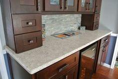 Pro #7693506 | Windmill Countertops | Batavia, IL 60510 Modern Countertops, Quartz Kitchen Countertops, Kitchen Cabinets, Stone Bar, Oak Lawn, Engineered Stone, House Design Photos, Concrete Counter, Corian