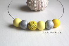 45 LEI   Coliere handmade   Cumpara online cu livrare nationala, din Bucuresti Sector 2. Mai multe Bijuterii in magazinul GATO.Handmade pe Breslo. Lei, Collection