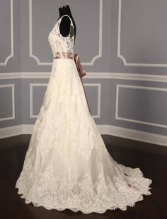 Anne Barge Giverny Discount Designer Wedding Dress