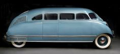 Stout Scarab, 1936. Part of the The Shape of Speed: Streamlined Automobiles and Motorcycles, 1930–1942 exhibition at the Portland Art Museum that will open on June 16.