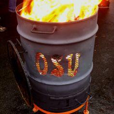 Oregon State University - Beaver Tailgater! Corvallis, Oregon USA