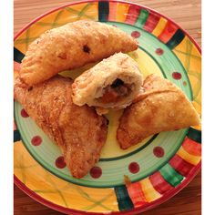 Beef and Pork Epinadas  By: Vegas Hungry Girl