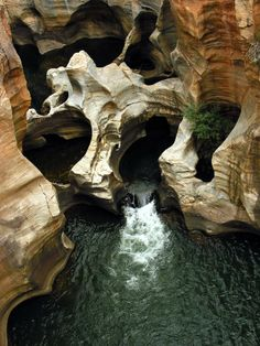 South Africa - Bourke's Luck Potholes, Blyde River Canyon Nature Reserve