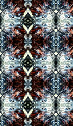DRE DESIGNS CHROMATIC ABSTRACT 41 fabric by dredesigns on Spoonflower - custom fabric