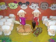 Resultado de imagem para lembranças de páscoa para crianças cristãs