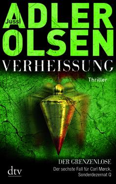 Jussi Adler-Olsen Verheißung als Taschenbuch