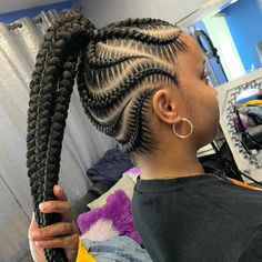 hairstyles for 9 year olds hairstyles kim kardashian braided hairstyles with weave hairstyles real hair braid hairstyles for long hair braid hairstyles braid hairstyles hairstyles straight back Braided Cornrow Hairstyles, Feed In Braids Hairstyles, Black Girl Braided Hairstyles, African Hairstyles, Cornrows, Hairstyles Videos, Cornrow Braid Styles, Hairstyles 2018, Natural Hair Braids