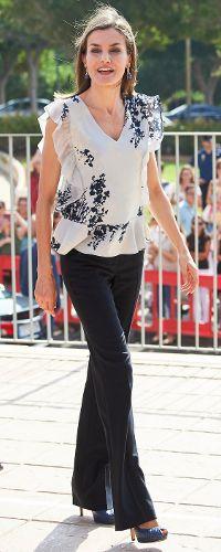 13 Sep 2016 - Queen Letizia officially opens the school year in Almeria. Click to read more