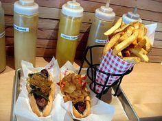 $$ Sausage / Gastropub - Arts District, Downtown - 800 E 3rd St Los Angeles, CA 90013