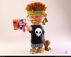 Bad Kid by Emerson Augusto da Silva | 3D | CGSociety