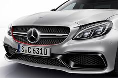 Release 2015 Mercedes-AMG C 63 Review Front View Model