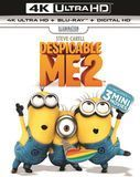 Despicable Me 2 [Includes Digital Copy] [UltraViolet] [4K Ultra HD Blu-ray] [2 Discs] [2013]