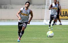 BotafogoDePrimeira: Brecado por lesão, Daniel quer sequência e garante...