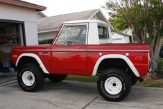 Fast N' Loud Before-and-After : Bronco | wheels ...